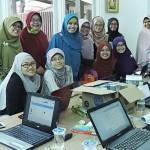 Kelas Google Plus di Bogor Bersama Komunitas Instagram Khodijah