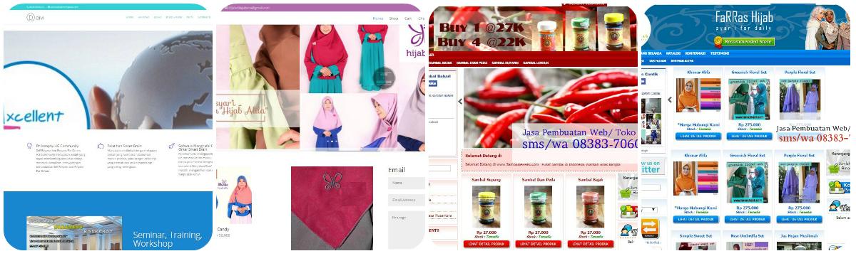 Project Pembuatan Website / Toko Online Untuk UKM