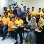 Kelas Internet Marketing di Kampus Umar Usman