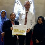 Workshop Halal Supply Chain Management With DR. Marco Tieman