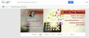 Fitur Koleksi Pada Google Plus Terlihat di Bagian Beranda Anda