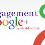 Bagaimana Mengetahui Engagement di Google Plus