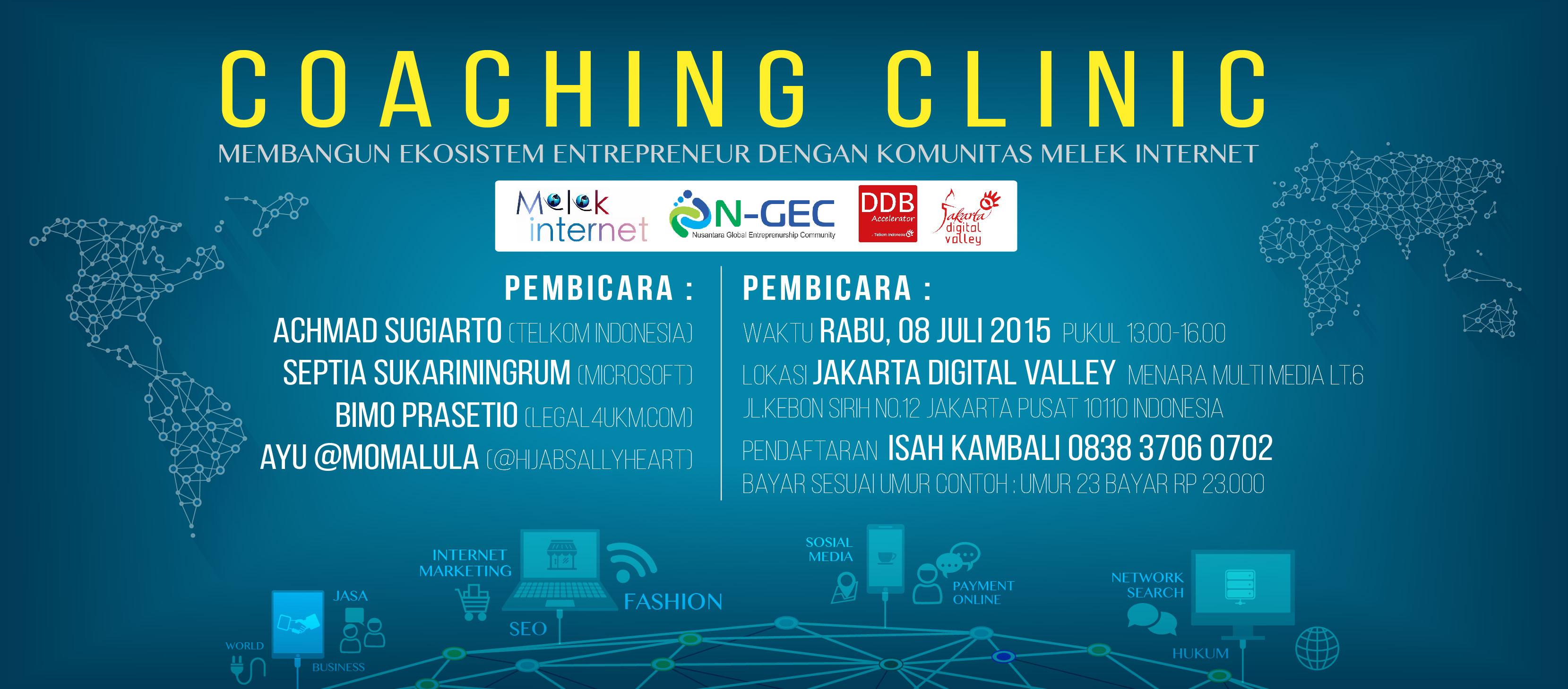 Coaching-Clinic-Komunitas-Melek-Internet-Telkom