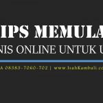 Tips Memulai Bisnis Online untuk UKM