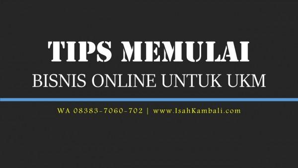 Tips UKM Go Online