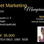 "Seminar Internet Marketing di Bogor ""Mompreneurs Goes Online"""