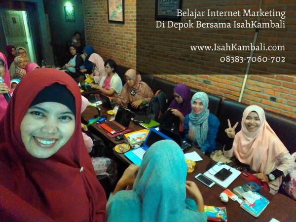 Belajar Bisnis Online di Depok