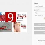 Cara Membuat Poster Online Mudah dan FREE dengan Fotor
