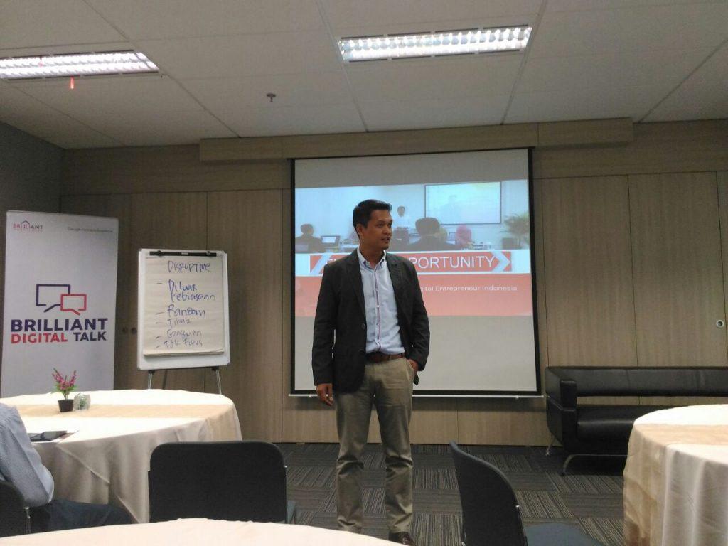 Distruptive Era pada bisnis di Indonesia