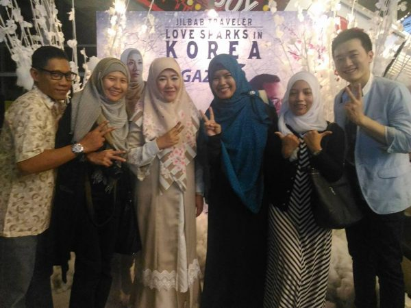 Review – Film By Asma Nadia (Jilbab Traveler – Love Sparks In Korea)
