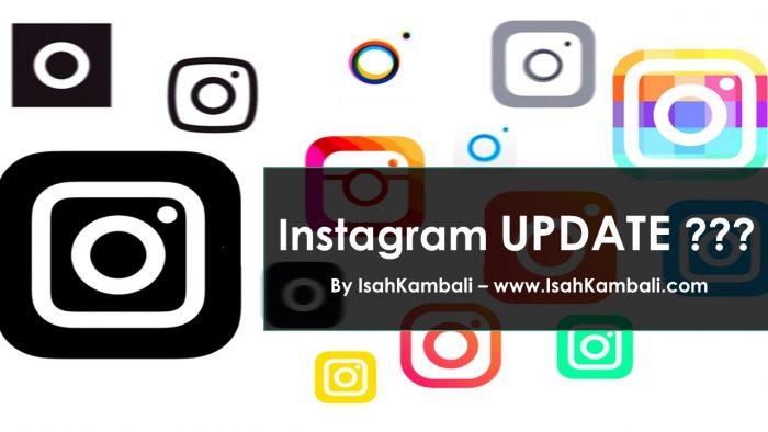 Bagaimana jika instagram update