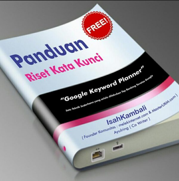 Ebook Keyword Planner Isah Kambali