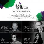 Serunya Event Data For Life 2016 – Ketika Bisnis Lebih Simple dan Keren