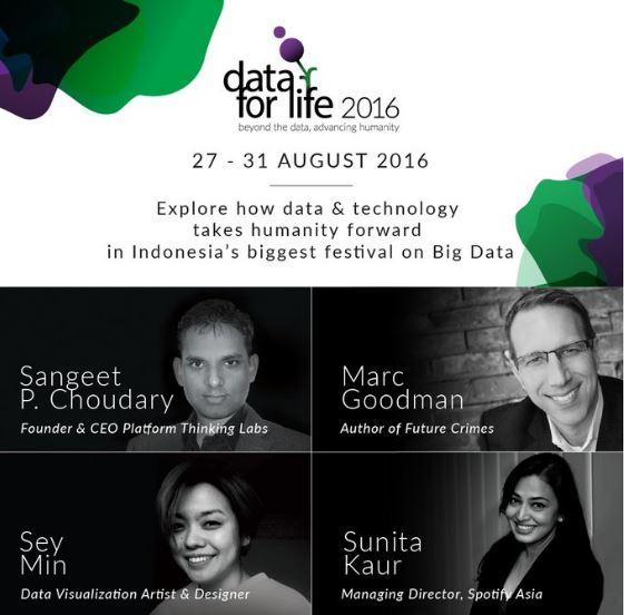Data for Life