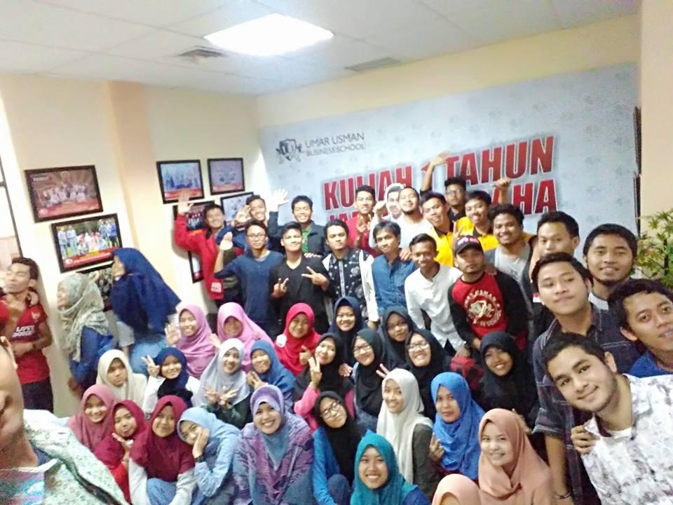 Serunya Menjadi Dosen Internet Marketing di Kampus Bisnis Umar Usman