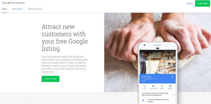 Cara membuat Google Bisnis