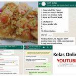 Sarapan Sehat ala Digital Marketer