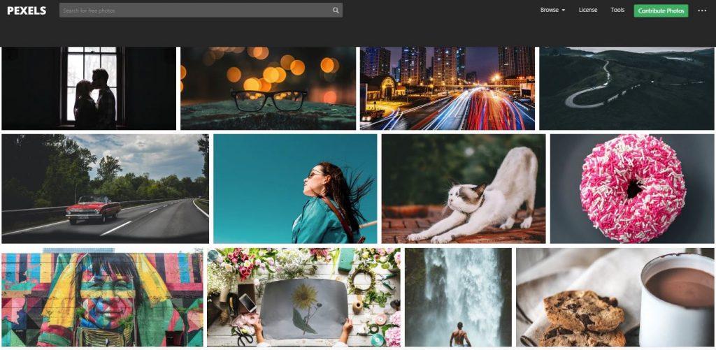aplikasi pexels download foto gratis