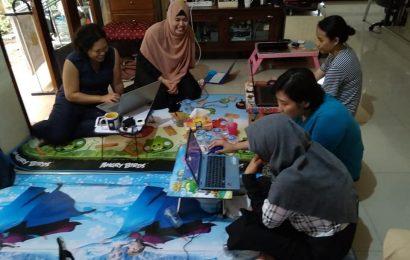 komunitas wanita belajar online