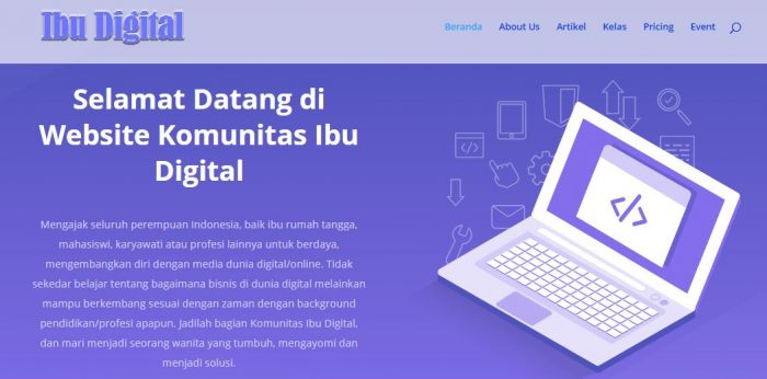 5 Tips Ternak Website ala Isah Kambali