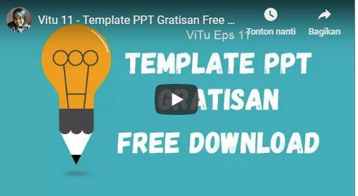 Disini – Download Aneka Template Power Point Gratis