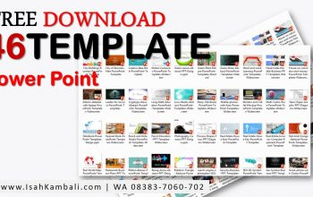 Kumpulan Video Tutorial Download Template Power Point Gratis dan Recomended