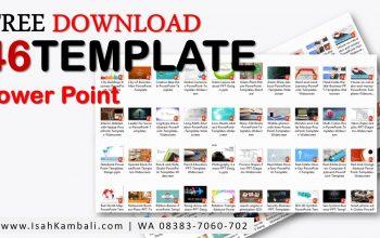 Kumpulan Video Tutorial Download Template Power Point Gratis dan Recomended